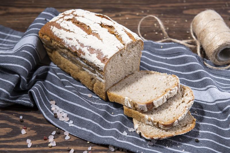 Chleb żytni (około 0,5 kg)
