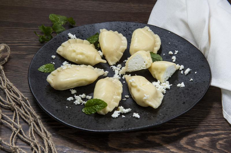 Pierogi z serem (400g)