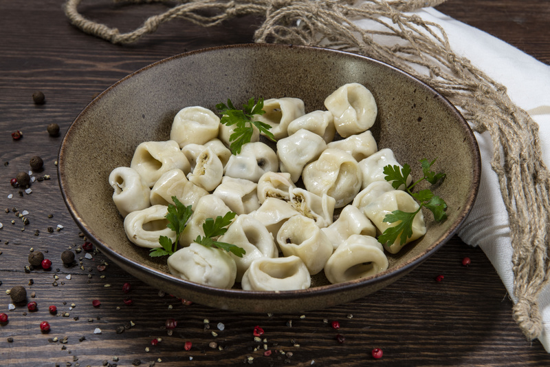 Uszka z kapustą i grzybami GOTOWANE (opak. 200 g)