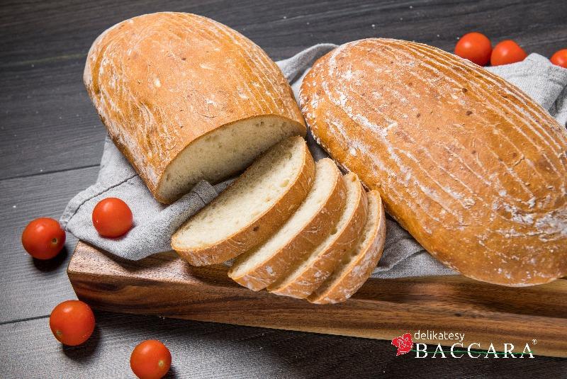 Chleb pszenny na zakwasie (około 0,5 kg)