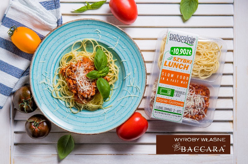 Spaghetti Bolognese (400g)