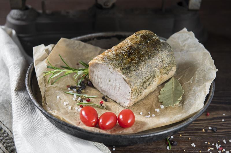 Schab środkowy pieczony (1 szt. 0,5 kg)