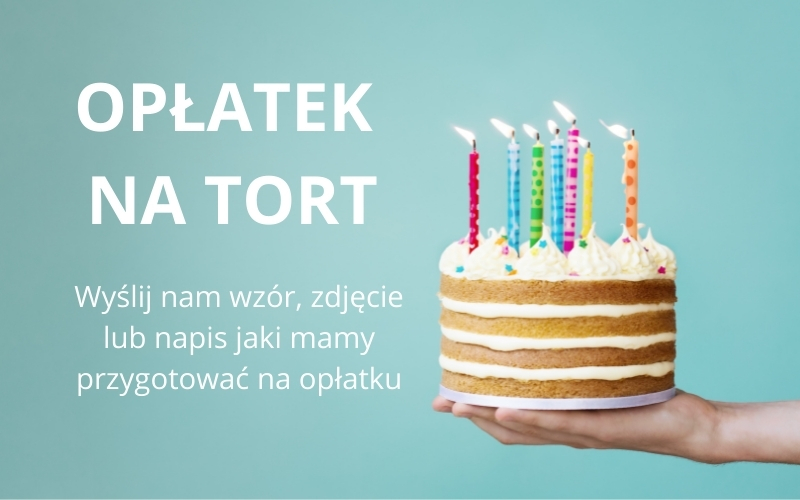 OPŁATEK NA TORT (1 szt.)