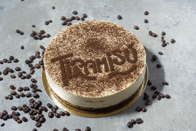 Tiramisu (1 szt - cały tort ok. 0,7 kg)