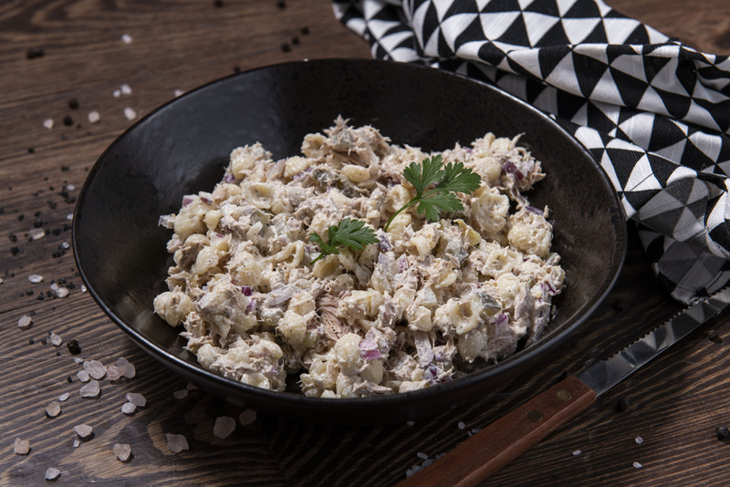Sałatka chłopska z tuńczykiem (opak. 0,4 kg)