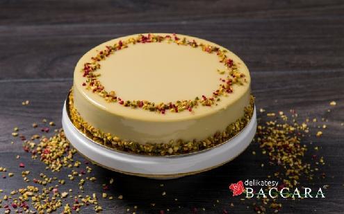 Tort pistacjowy (około 0,8 kg)