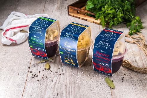 NOWOŚĆ Zupy z Manufaktury Baccara